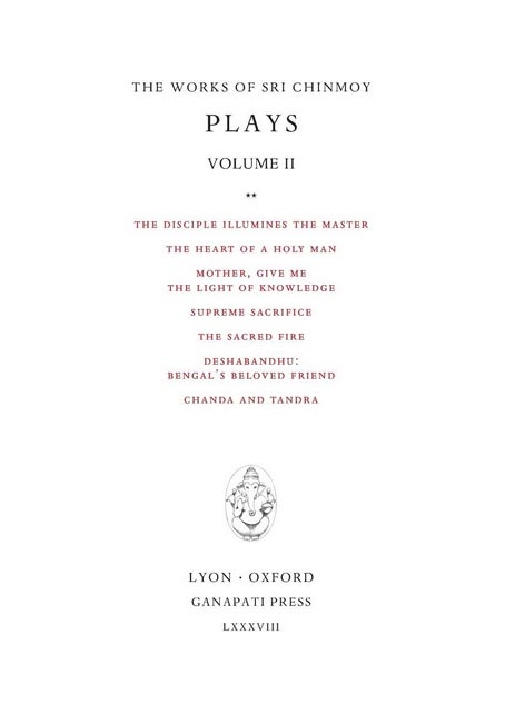 plays-II